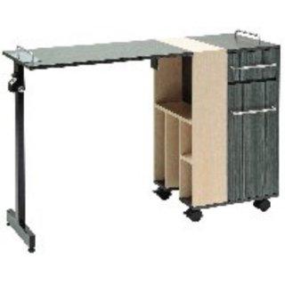 NA-020-10 ネイルテーブル「キュービック」 FV−5726{送料無料} (HB)