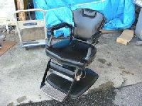 RB-014-10 再生品 滝川製品 理容椅子 (HB)