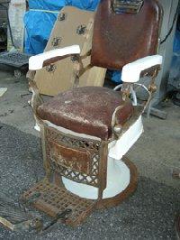 RB-015-10 タカラ製 理容椅子  在庫数 3(HB)