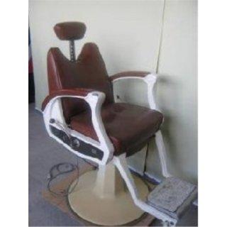 RB-017-16 新明和 レトロなバーバー椅子 在庫数 1(SD)