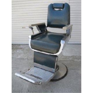 RB-026-10  再生品 タカラベルモント製 レトロ理容椅子 (HB)