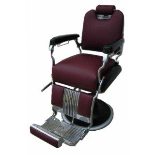RB-027-10 再生品 タカラベルモント製 理容椅子 54号 (HB)