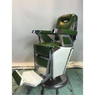 RB-041-10 再生品 タカラベルモント製 理容椅子 57号 在庫1 (HB)