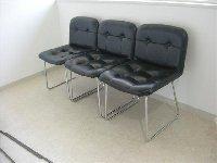 RC-020 レトロ待合椅子 大広製(HB)