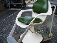 RS-023 再生品 タカラベルモント製 セット椅子 在庫数 1(HB)