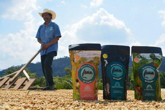 ★フェアトレード&無農薬コーヒー★ メキシコ セスマッチ 中深煎り 200g(豆のまま)