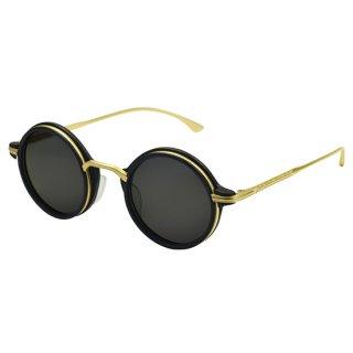 MASUNAGA designed by Kenzo Takada (マスナガ × ケンゾー タカダ) MOKKO 43/50サイズ #19 増永眼鏡と高田賢三氏のコラボレーションサングラス
