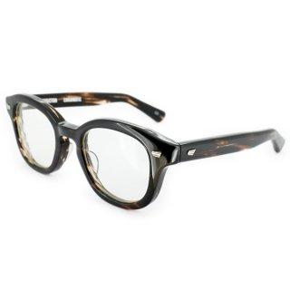 EFFECTOR (エフェクター) 眼鏡(メガネ)フレーム CHROMATIC(クロマティック) col.CO(コニャック ササ柄)