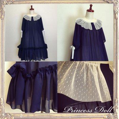 1078-3 Dream Dress (Navy)