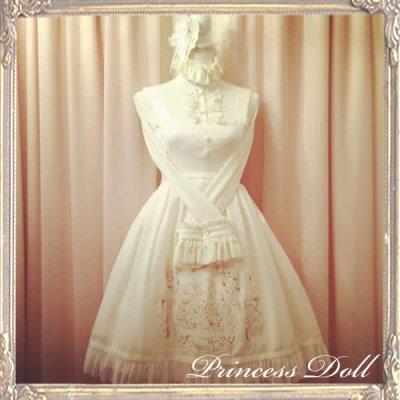 1071-1 10th Dress(Milk White)(ポストカード付き)