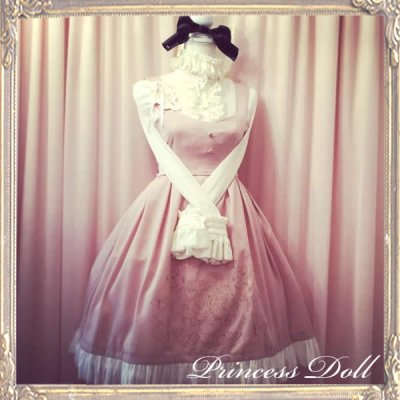 1071-2 10th Dress(Smoky Pink)(ポストカード付き)