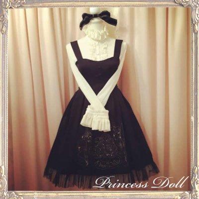 1071-4 10th Dress(Black×Black直営限定色)(ポストカード付き)