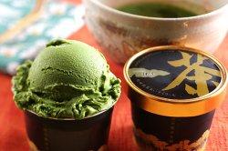 極 抹茶アイスクリーム つぼ市 利休抹茶 あいすくりーむ 【 大阪府 】