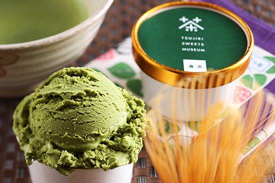 つじり 濃茶 アイス 【 福岡県 】
