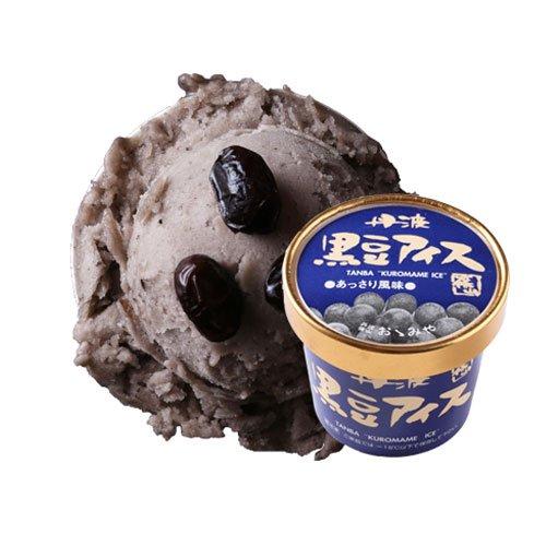 丹波篠山食品 黒豆アイス あっさり 【 兵庫県 】【画像2】
