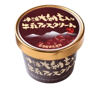 丹波篠山食品 丹波大納言入り 牛乳アイスクリーム 【 兵庫県 】【画像2】
