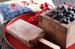 生産者-丹波篠山食品 【兵庫県】 丹波篠山食品 黒豆 アイスキャンディー 【 兵庫県 】