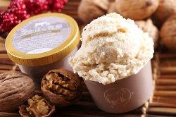 色々なアイスクリーム (エトセトラ) 中洞牧場 ミルクアイス 和胡桃 【 岩手県 】