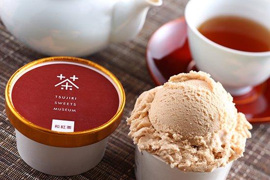 つじり 和紅茶 アイス 【 福岡県 】