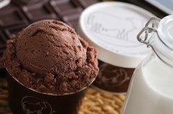 チョコ アイス  中洞牧場 ミルクアイス チョコレート 【 岩手県 】