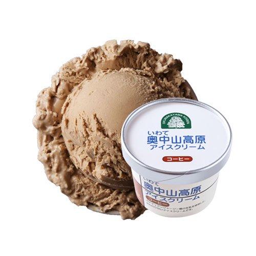 いわて奥中山高原 アイスクリーム コーヒー 【 岩手県 】【画像2】