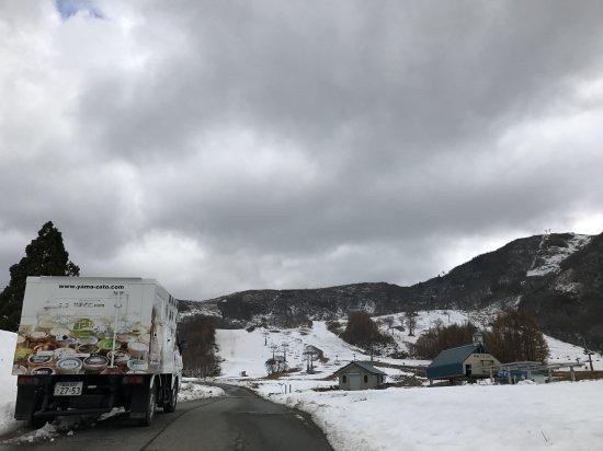 早すぎる降雪💦(雪国アイス屋の日常)