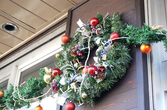 クリスマス装飾完成!【画像6】