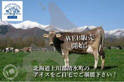 番外編 北海道 十勝アルプス牧場アイスのWEB販売開始!