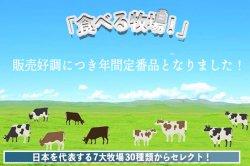 番外編 とことん「食べる牧場」アイスセット(期間限定)が年間定番品として継続販売決定!