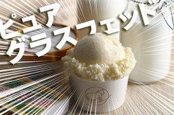 濃厚 バニラアイスクリーム なかほら牧場のイチオシアイス!