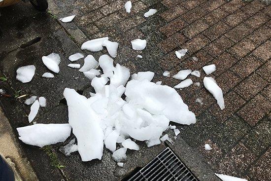 冷凍庫(アイスショーケース)の霜取り方法!【画像7】