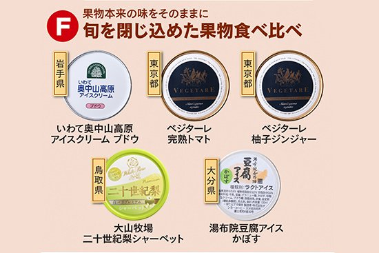 【2種類選択】 全国 ご当地アイスクリーム セットを食べつくせ!【画像7】