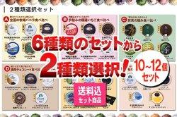 【2種類選択】 全国 ご当地アイスクリーム セットを食べつくせ!