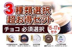 極 抹茶アイスクリーム 超豪華!3種類選択セット(D.チョコ必須)