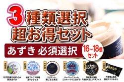 極 抹茶アイスクリーム 超豪華!3種類選択セット(E.あずき必須)