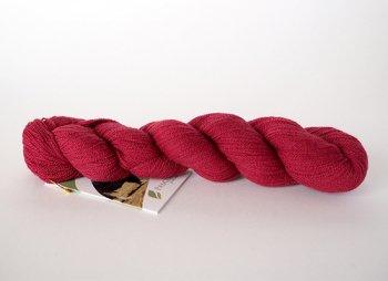 08 - Raspberry red【 Yak Lace 】