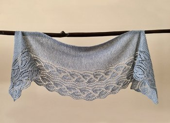 『Presse  Lace  Shawl』キット