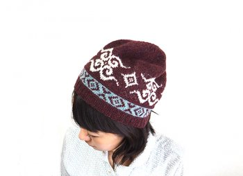<img class='new_mark_img1' src='https://img.shop-pro.jp/img/new/icons14.gif' style='border:none;display:inline;margin:0px;padding:0px;width:auto;' />『Spring Snow Hat』キット