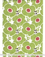 208 Spring Garden 50cm巾