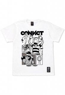 キン肉マン×CONVICT Tシャツ