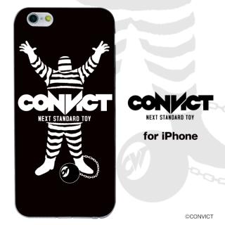 CONVICT ソフトiPhoneケース