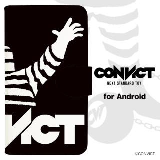 CONVICT 手帳型マルチケース