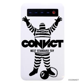 CONVICT モバイルバッテリー
