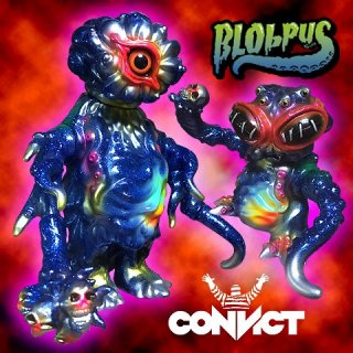 BLObPUS DOKUGAN&BLObPUS SET CONVICT 限定カラー