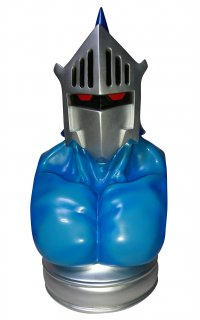 KIN29TOY ロビンマスク 胸像ソフビ 2世特別カラーVer.