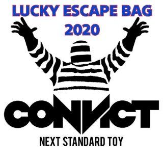 CONVICT LUCKY ESCAPE BAG 2020 福袋(オリジナルオーダーキャップ付き)