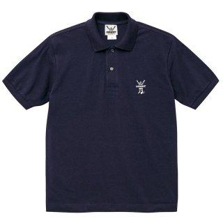 CONVICT ポロシャツ NAVY