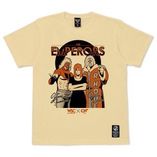 キン肉マン×CONVICT 5周年記念Tシャツ ジ・エンペラーズ NATURAL