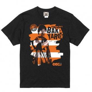 小島聡×CONVICT コラボレーションTシャツ BLACK