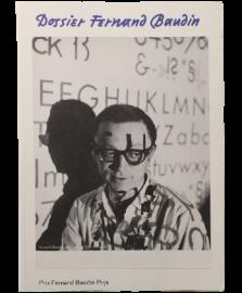 Dossier Fernand Baudin